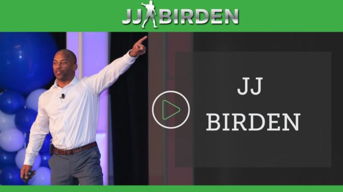 Overcoming FASCO In Times Of Uncertainty With JJ Birden